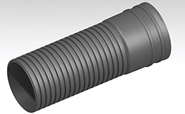 Telecommunications Corrugated Pipe
